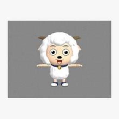 喜羊羊, 模型