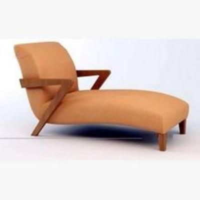 躺椅子, 椅子, 現代