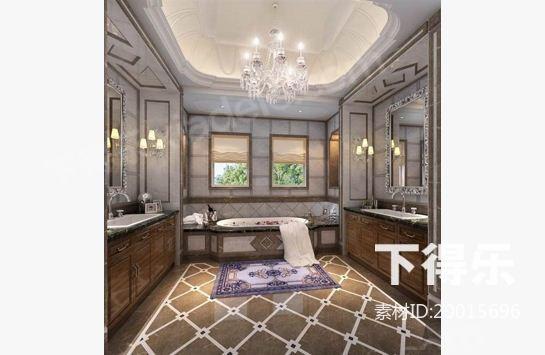 128欧式洗手间