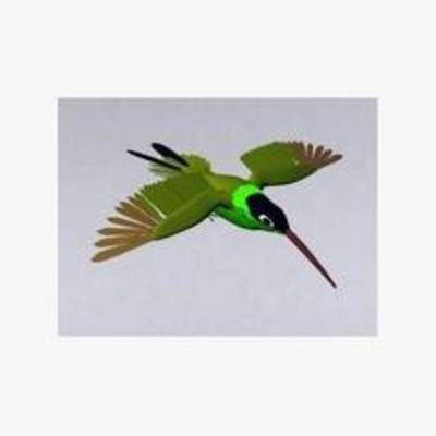 小鸟, 飞行动物, 动物