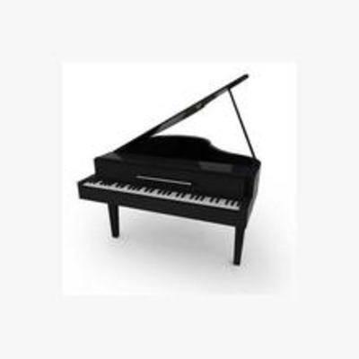乐器, 现代, 钢琴, 艺术, 雅典, 音乐