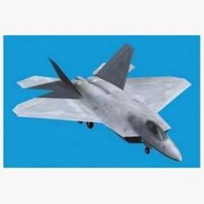 战机, 飞机, 直升机, 模型, 航空