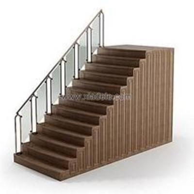 栏杆, 楼梯扶手, 现代