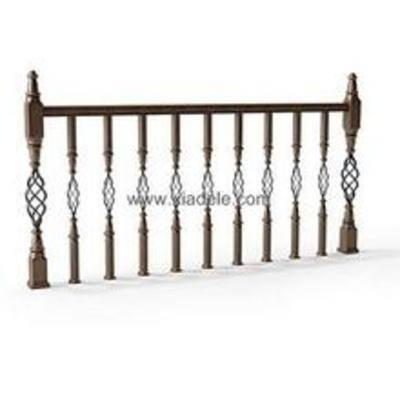 栏杆, 欧式