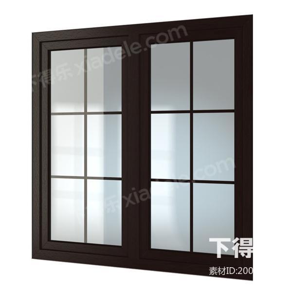 3dmax门窗贴图素材