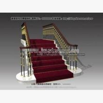 欧式, 楼梯