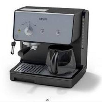 咖啡机, 现代, 家用电器