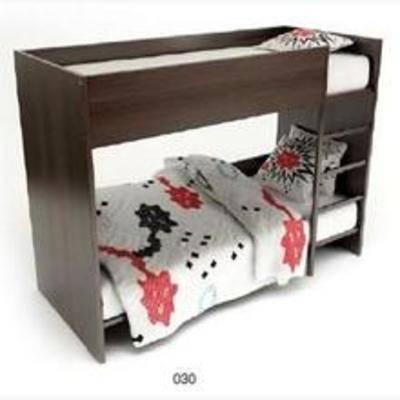 双层床, 现代床, 床