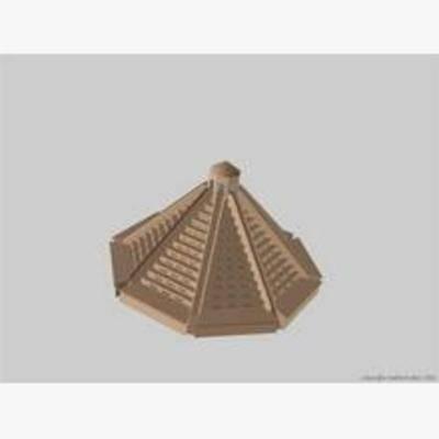 古建, 东南亚, 金字塔