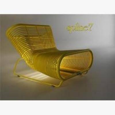 躺椅子, 田园椅子, 椅子, 后现代