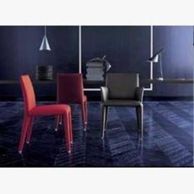 现代椅子, 椅子, 现代简约椅子