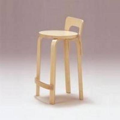 田园凳子, 圆凳子, 凳子, 吧椅