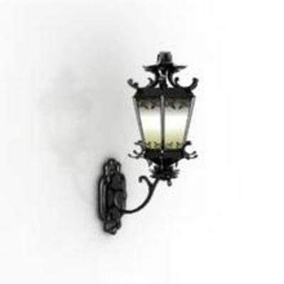 壁灯, 欧式, 灯具