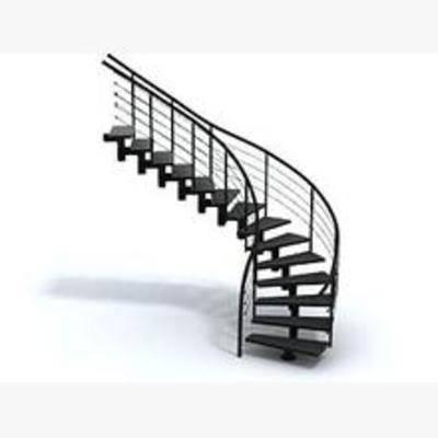 旋轉樓梯, 現代