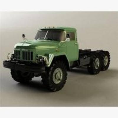 卡车, 模型, 交通工具, 现代