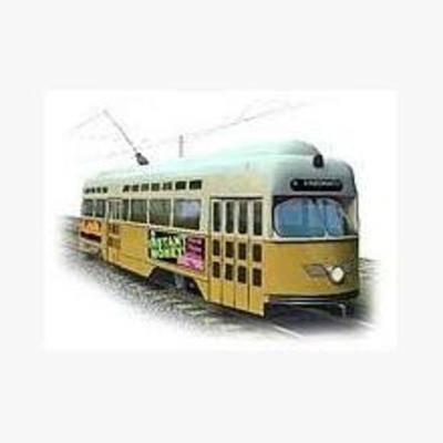 列车, 交通工具, 现代