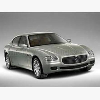 汽车, 模型, 现代, 轿车