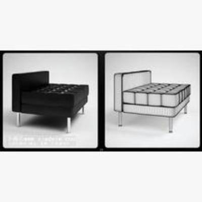 沙发, 现代沙发