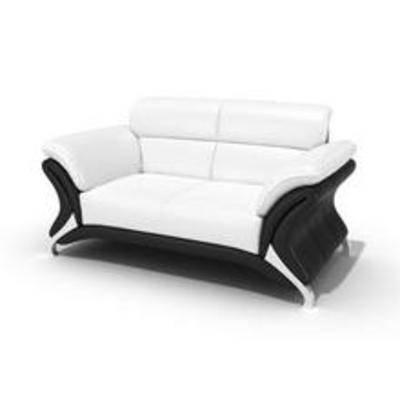 后现代沙发, 沙发, 双人沙发