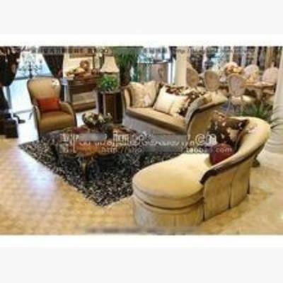 美式沙发, 沙发, 多人沙发