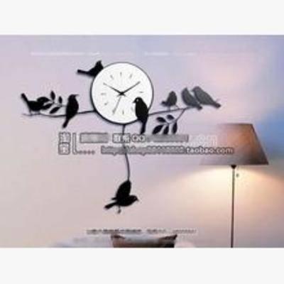 钟, 摆件, 现代