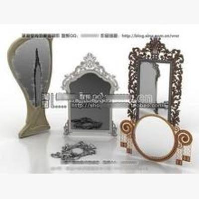 镜子, 现代