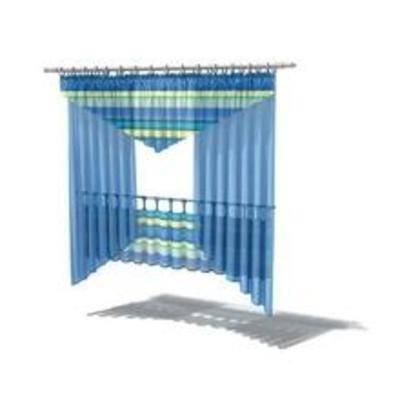 现代窗帘, 布艺窗帘, 窗帘模型, 窗帘, 现代千亿国际app|娱乐网站