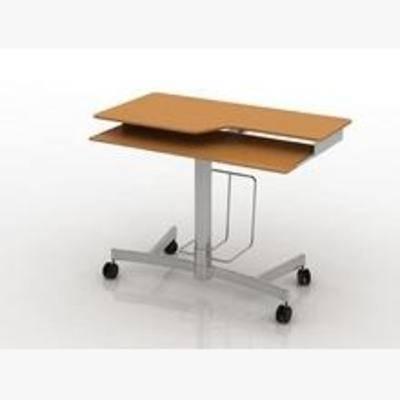 电脑桌, 桌子, 现代桌子