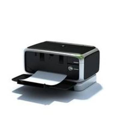 打印机, 办公, 现代, 电器