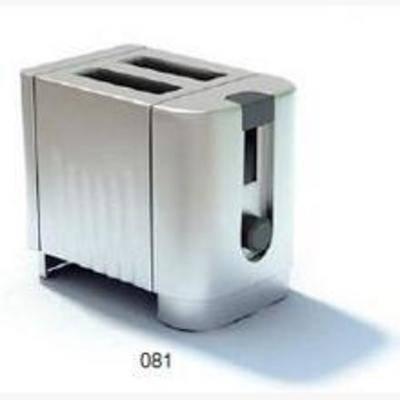 面包机, 现代电器, 厨房电器