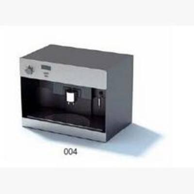 现代电器, 咖啡机, 厨房电器, 机械