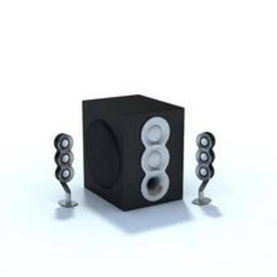 现代电器, 音响, 音响组合