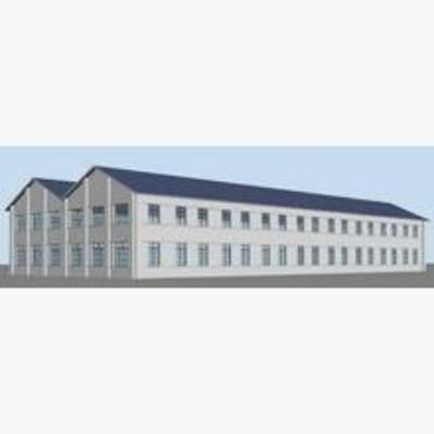 厂房, 现代, 建筑