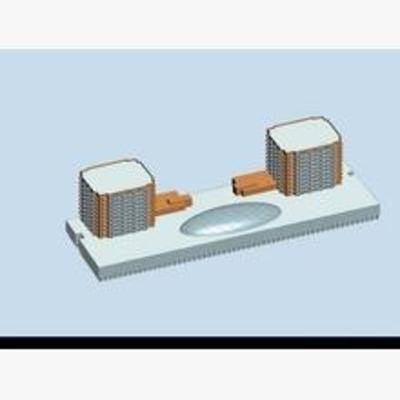现代, 建筑, 规划