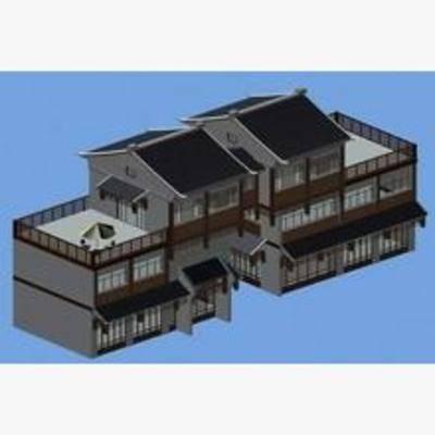 中式, 建筑, 古建