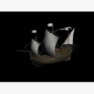 船, 游艇, 模型