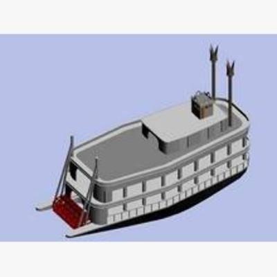 游艇, 模型