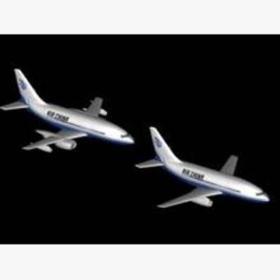 飞机, 模型, 航空