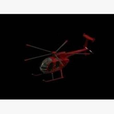 飞机, 模型, 航空, 直升机