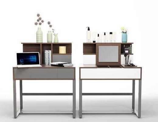 现代, 梳妆台, 桌椅组合