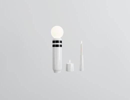现代, 台灯, 灯泡