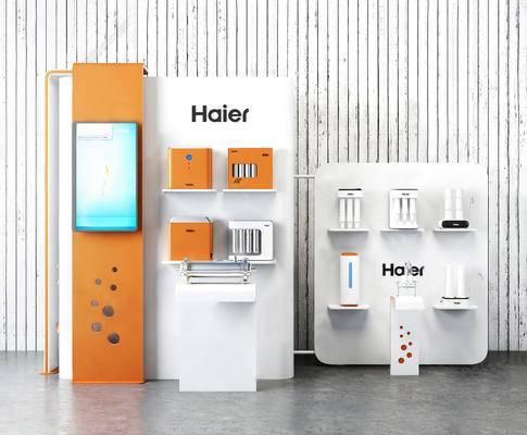现代, 电器, 净水器组合