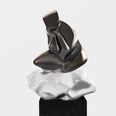 雕塑, 装饰品, 雕刻