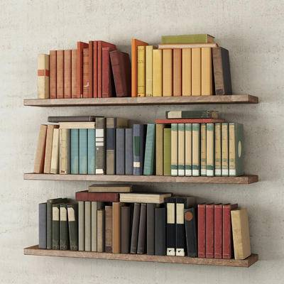 现代书架, 书架, 装饰柜架