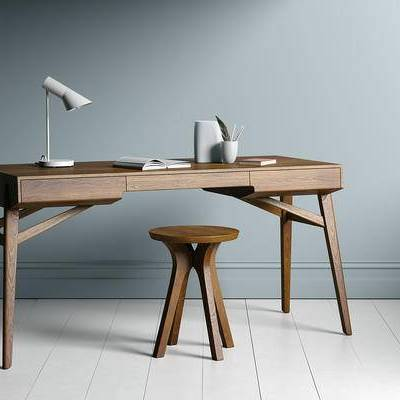 现代书桌, 书桌, 桌椅组合