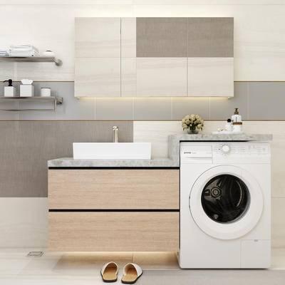 现代, 洗手台组合
