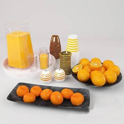 橘子, 水果