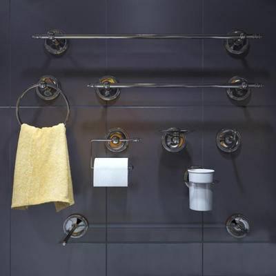 美式柜架, 卫浴柜架, 柜架, 卫浴组合, 卫浴