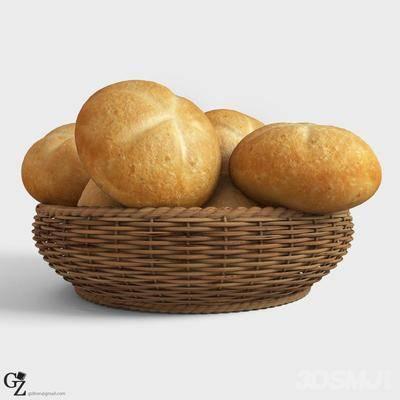 面包, 食物