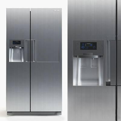 现代冰箱, 冰箱, 冰箱冰柜